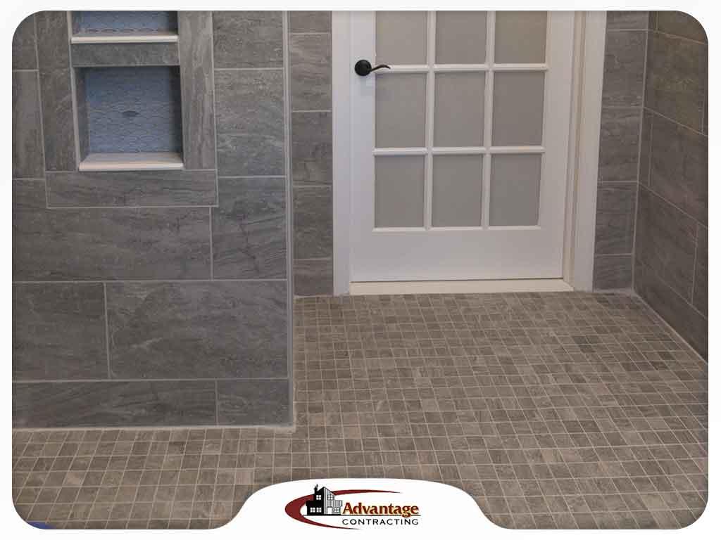 7 Tile Flooring Options For A Bathroom