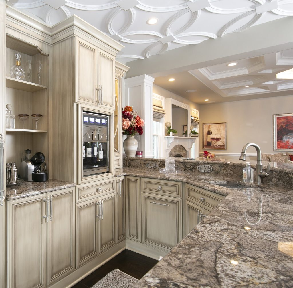 7 High End Kitchen Design Trends For 2020 Advantage Contracting
