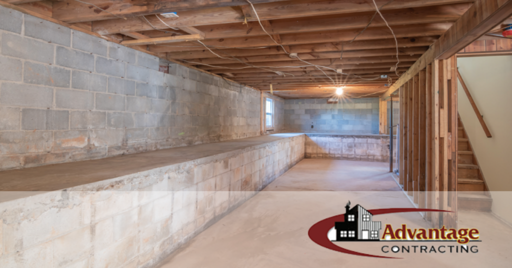 Is it worth it to finish your basement, best time to finish basement, do finished basements add value, basement renovations, basement ideas, unfinished basements