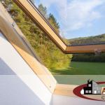 Benefits of skylights, best skylights, skylight windows, natural light, ceiling, skylight installation