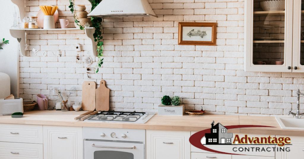 Small kitchen design tips, small kitchen design layout, small kitchen concept, space, kitchen decor, open shelving
