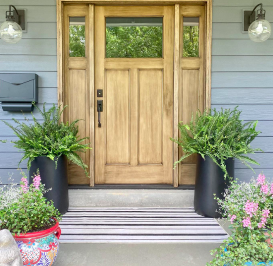 Curb appeal ideas 2021, best front door ideas, curb appeal projects, front porch ideas, entryway, colors