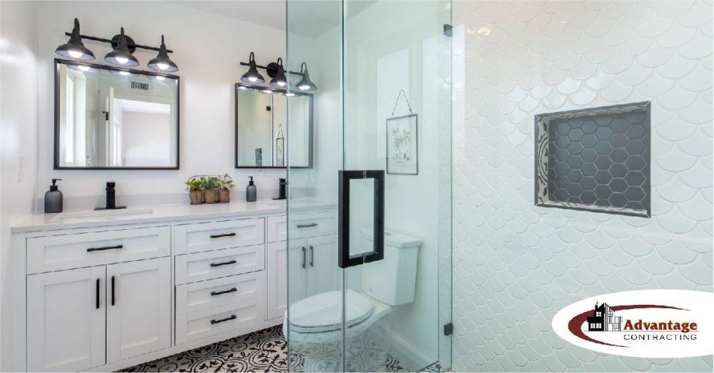 Bathroom redesign ideas, how to plan a bathroom remodel, bathroom design tips, flooring, interior, cabinet